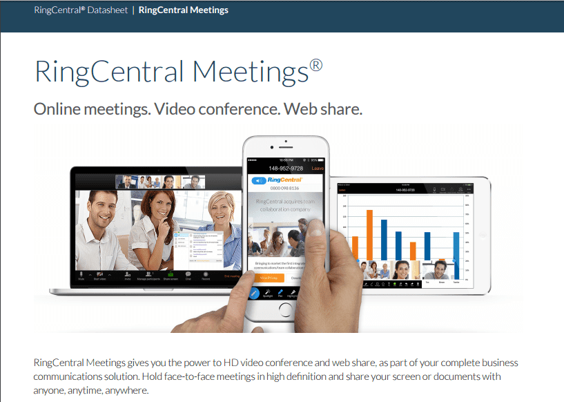RingCentral Conference Calls: What You Can & Can't Do | GetVoIP