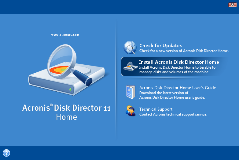 Acronis Disk Director Crack 12.5 & Serial Key 2021 Download