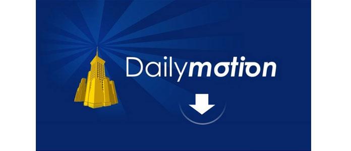 Dailymotion下載器-快速,輕鬆地下載Dailymotion視頻
