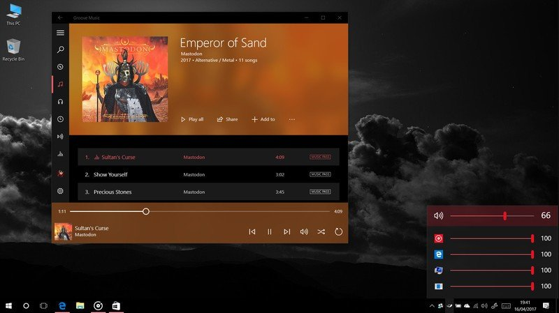 Every Windows 10 user should install the EarTrumpet audio-control app |  Windows Central