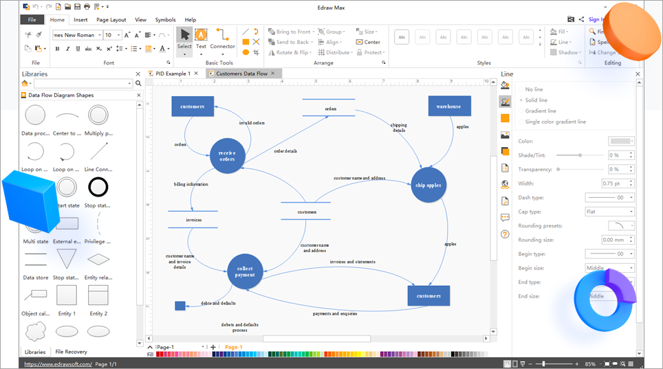 10 Best Free Flowchart Software For Windows and Mac