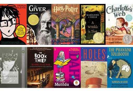 時代雜誌《最佳青少年小說TOP 10》你看過哪些?