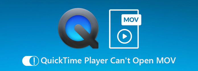 Solved] How to Fix QuickTime Player Can't Open MOV Videos
