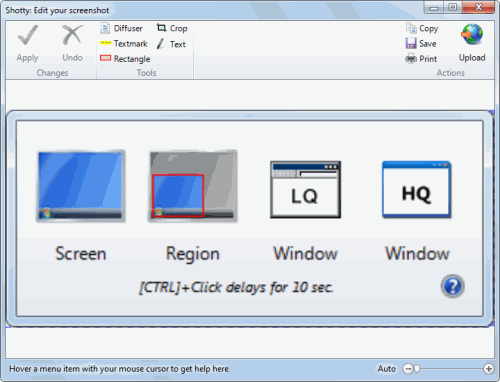 Overview of the Best Screenshot Software   gHacks Technology News