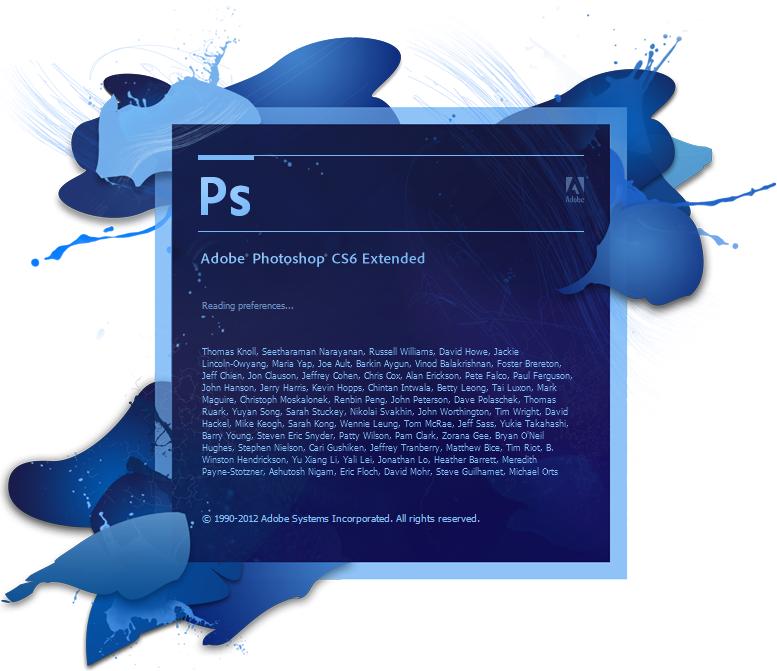 免費軟體福利站: Adobe Photoshop CS6 繁體中文語言包